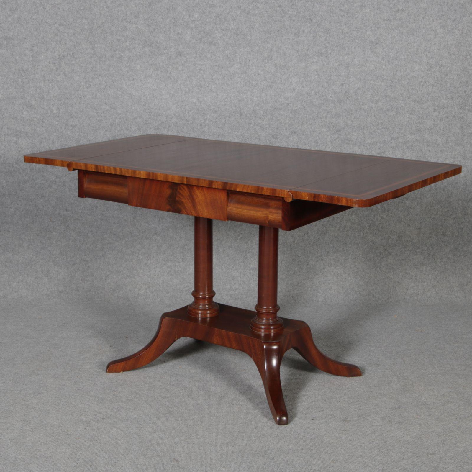 Antiker Tisch Tische Barocktisch Biedermeiertisch Küchentisch ...